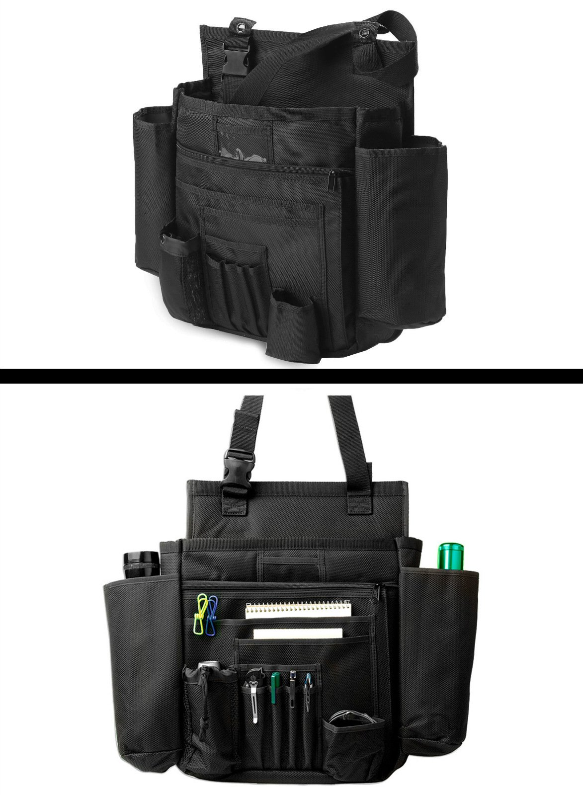 Ultimate Arms Gear Deluxe Car Seat Storage Tactical Gear Organizer Great for Police, Ranger and Security by Ultimate Arms Gear