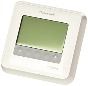 Honeywell TH4110U2005/U T4 Pro Program Mable Thermostat, White (2 Pk)