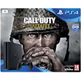 PS4 1 To  + Call of Duty: World War II