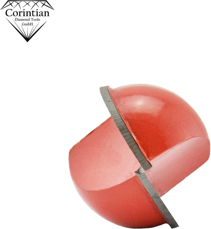 /Ø 18mm HW Nutenfr/äser aus Hartmetall und Grundschneidend f/ür Holz und Kunststoff 6 mm Schaft Corintian Nutfr/äser Hohlkehlfr/äser HM