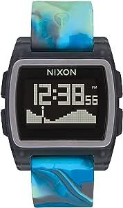 Nixon Jellyfish Reloj para Hombre Digital con Brazalete de Silicona A11043176