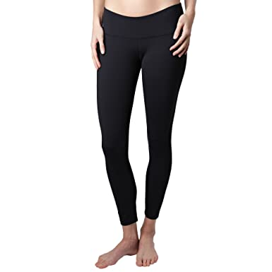 e3536ce4199fd Tuff Athletics Women's Active Yoga Leggings at Amazon Women's ...