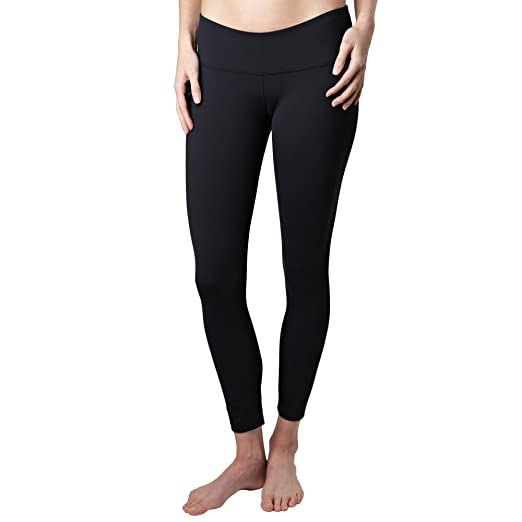 de065efdb19 Tuff Athletics Women's Active Yoga Leggings