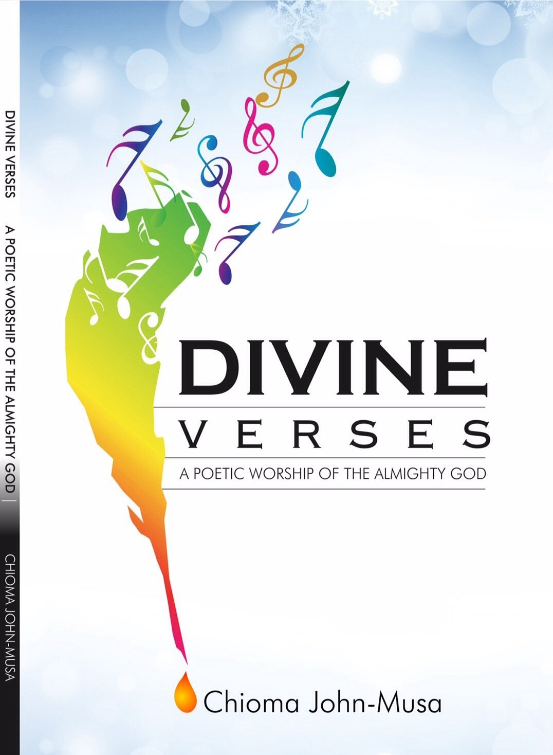 Divine Verses (A Poetic Worship of the Almighty God): Amazon