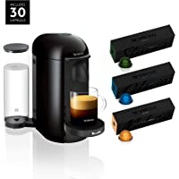 Breville Nespresso Vertuo Coffee and Espresso Machine (Chrome)
