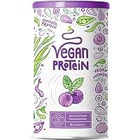 Vegan Protein - Blauwe bosbessen - Plantaardige proteinen van gekiemde rijst, erwten, lijnzaad, amaranth…