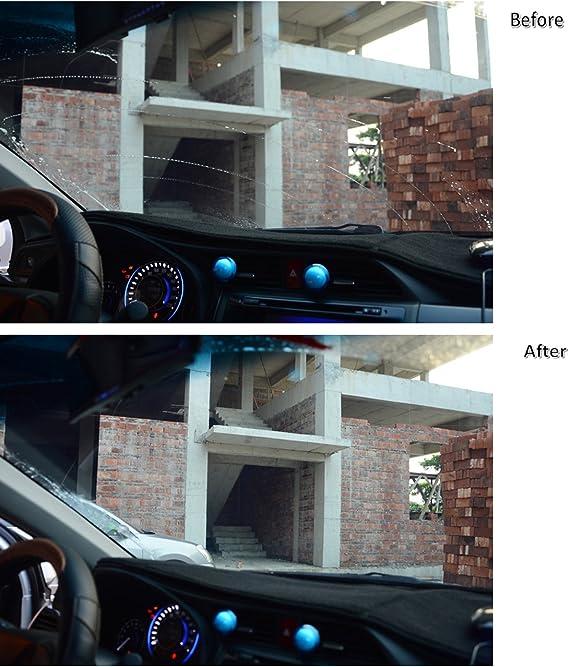 Cozywind Universal Automóvil Restaurador de Limpiaparabrisas Herramienta de Reparación para la Escobilla: Amazon.es: Coche y moto