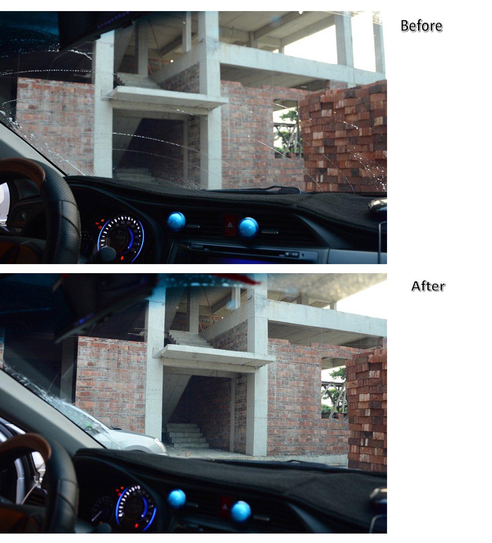 Cozywind Universal Automóvil Restaurador de Limpiaparabrisas Herramienta de Reparación para la Escobilla
