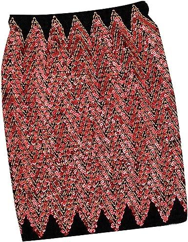 IZHH - Falda Interior para Mujer, Corte Ajustado, Cintura Alta ...