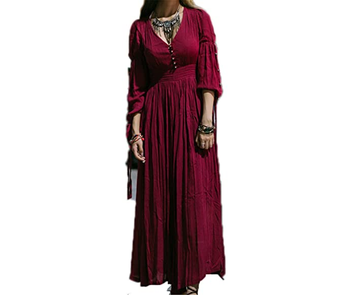 Twilaisaac Fashion vestidos casuais mulher plissada dress mulheres sexy low cut maxi vestidos longos com decote