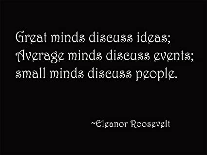 Amazon Eleanor Roosevelt Poster Quote Poster 60x60 ER60 Stunning Eleanor Roosevelt Quotes Marines