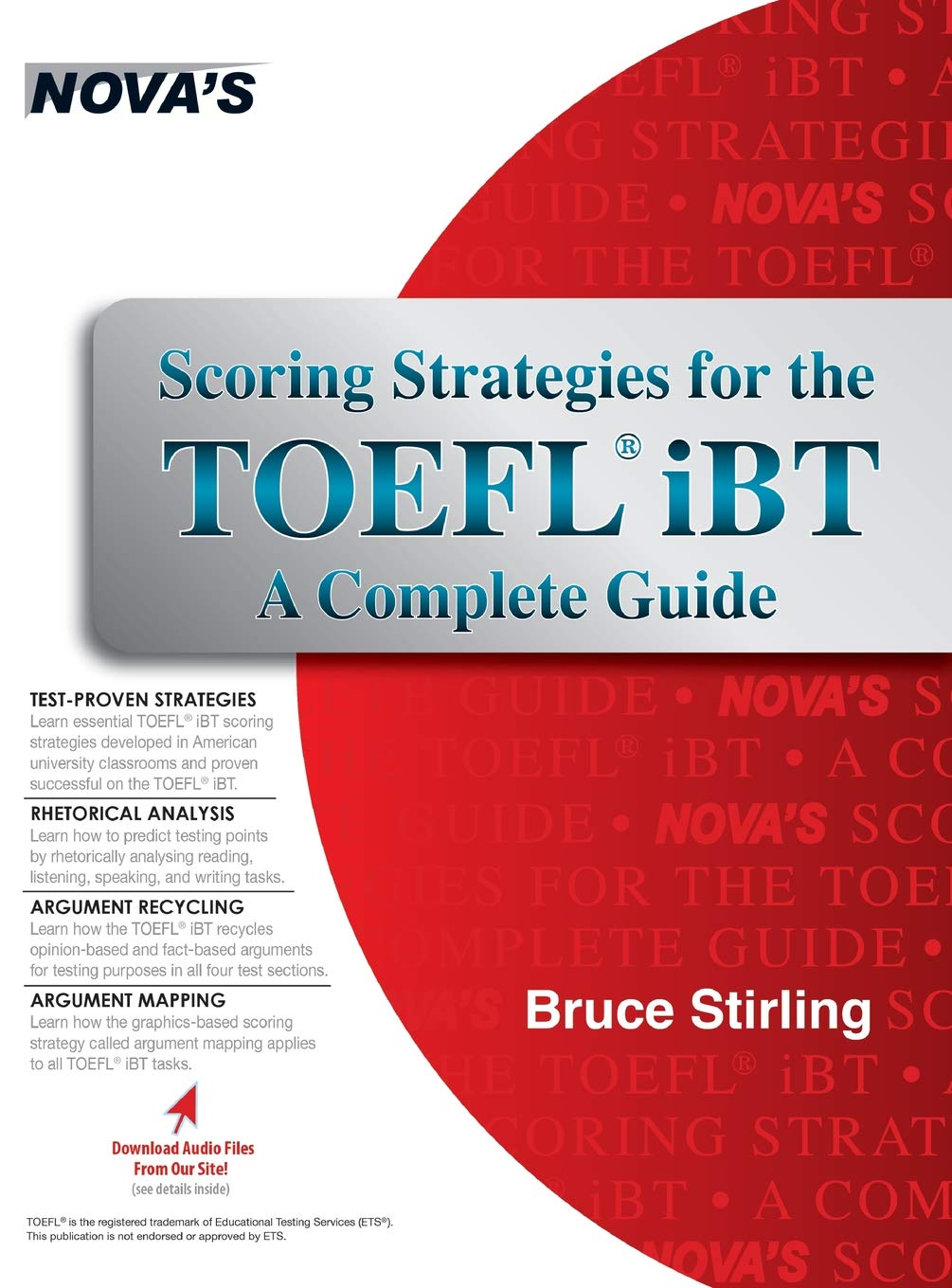 Scoring Strategies for the TOEFL iBT A Complete Guide by Nova Press