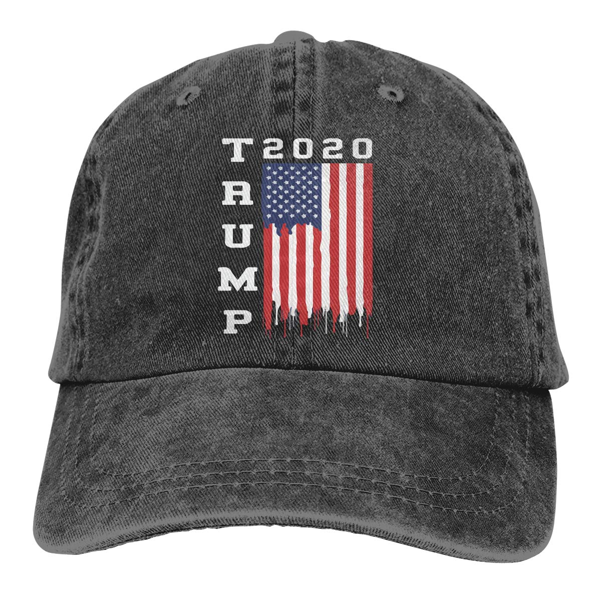 2020 Campaign Adult Custom Cowboy Hip Hop Cap Adjustable Baseball Cap