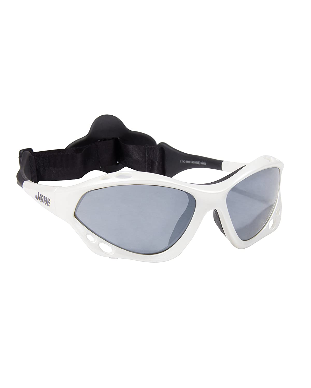 Jobe Unisex's Floatable Knox Glasses-White 420810001