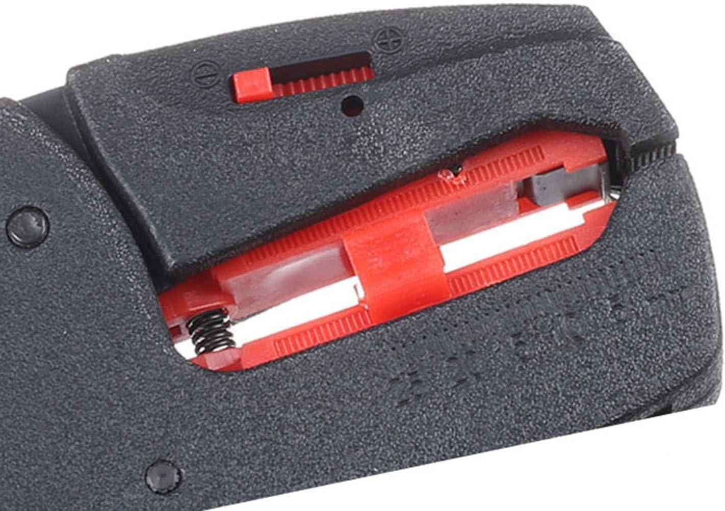 Tiamu Pince /à D/énuder Isolation /à R/églage Automatique Fs-D3 Gamme 0.08-6Mm2 Avec Coupeur de D/écapage de Fil Gamme 0.08-2.5Mm Nos Plats
