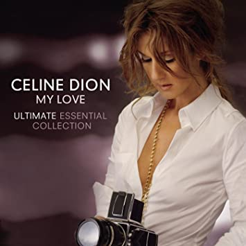 cd celine dion my love ultimate essential collection