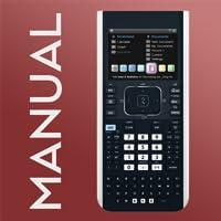 Graphing Calculator Manual TI-Nspire CX