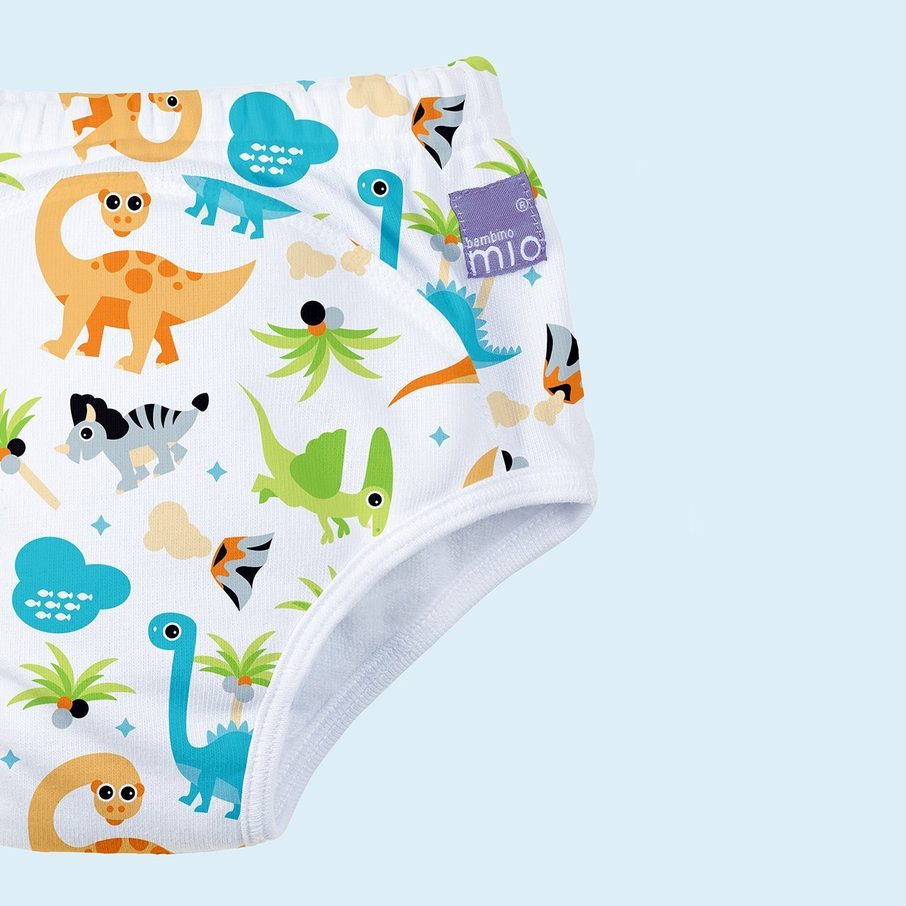 Bambino Mio 18-24 months potty training pants mixed unisex knights kingdom 5 pack