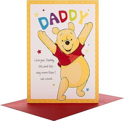 Hallmark Sacchetto regalo di Winnie the Pooh grande dimensione