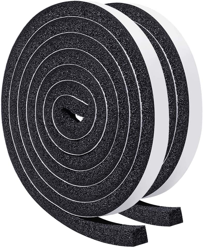 "USA SEALING ZUSA-EVA-25 Foam Roll,1//8/"" Thickness,36/"" W,108/"" L"