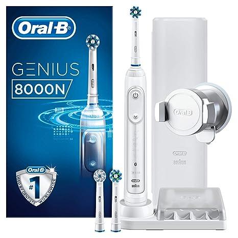 Oral-B Genius 8000N Cepillo de Dientes Eléctrico Tecnología Braun