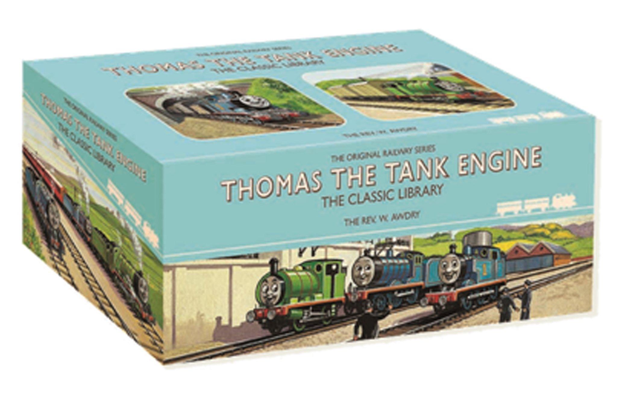 Thomas the Tank Engine: Railway Series Boxed Set