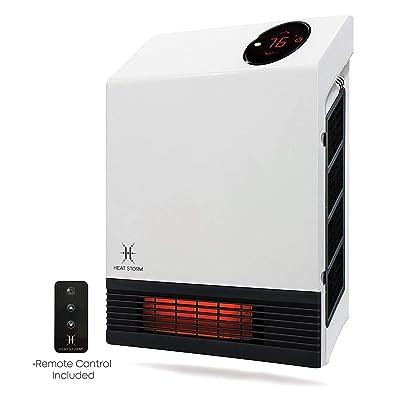 Heat Storm Deluxe Wall Heater