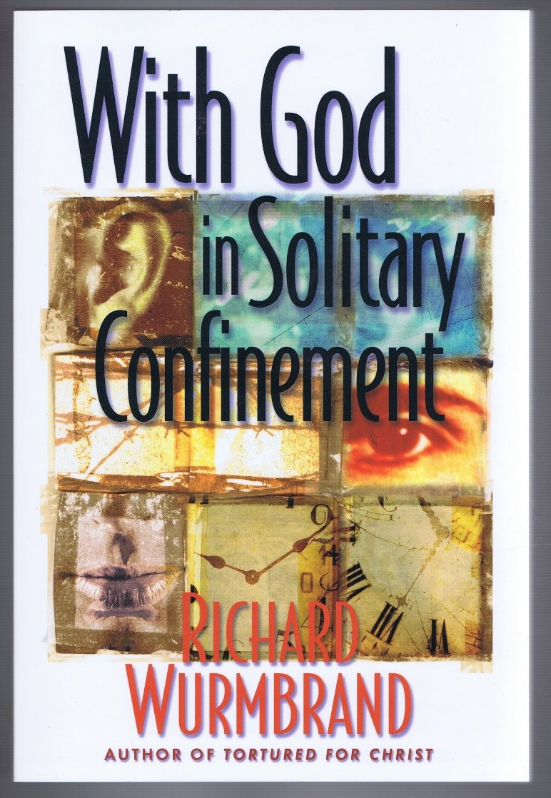 Amazon.in: Buy With God in Solitary Confinement Book Online at Low Prices  in India | With God in Solitary Confinement Reviews & Ratings