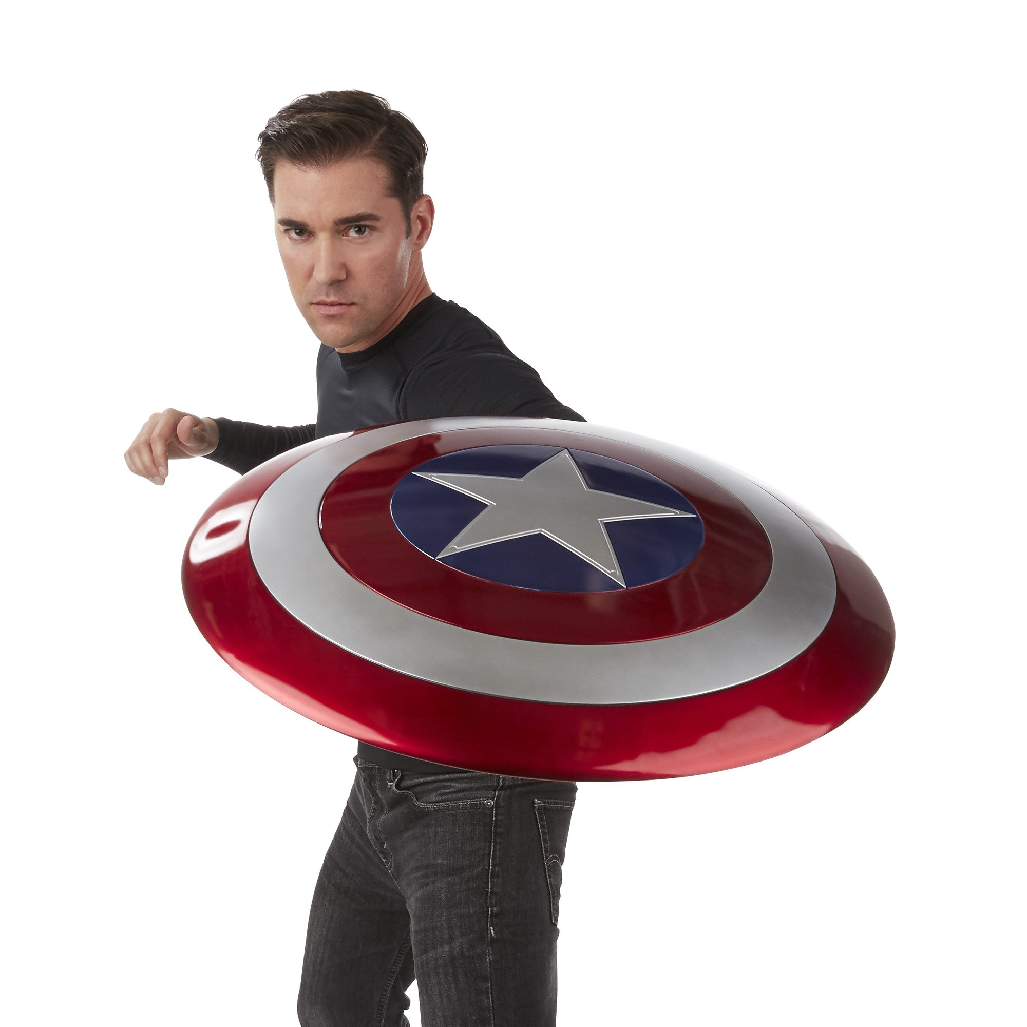 Marvel Legends Captain America Shield by Avengers (Image #9)