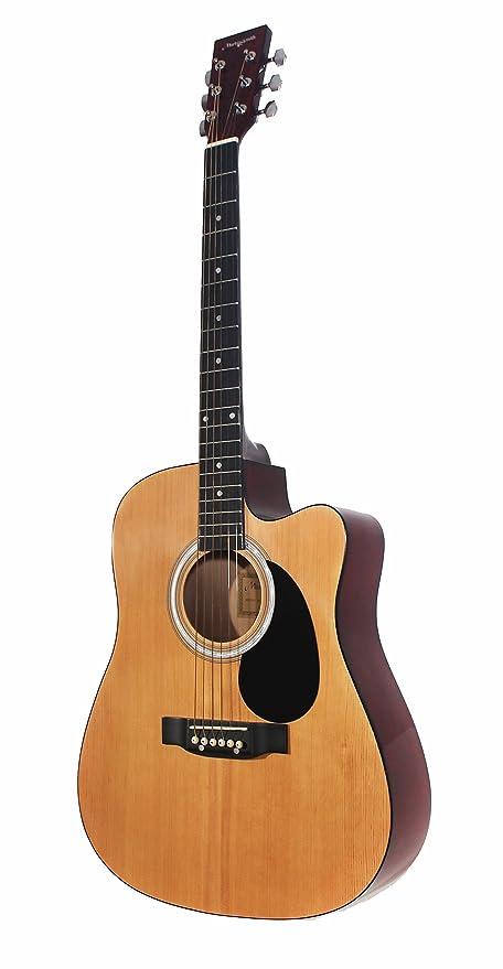 Martin Smith W-600-C-N - Guitarra acústica con cuerdas metálicas ...