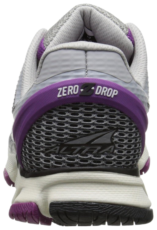 Altra Disposición 2.0 Zero Drop Zapatillas Running Blanco/Morado Mujer: Amazon.es: Zapatos y complementos