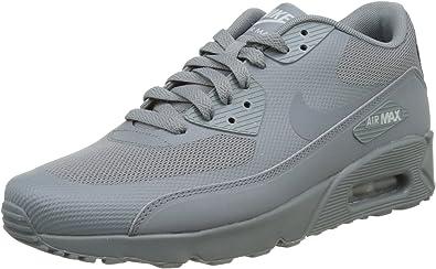 Nike Air MAX 90 Ultra 2.0 Essential, Zapatillas de Trail Running para Hombre, Gris (Cool Grey/Cool Grey/Cool Grey/Wolf Grey 003), 48.5 EU: Amazon.es: Zapatos y complementos