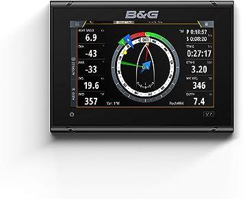 B&G Vulcan 7 Sailing Chartplotter and Multifunction Display - No Transducer Model