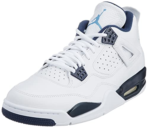 info for bcd09 e7f19 Nike Air Jordan 4 Retro LS, Scarpe da Basket Uomo, 42 1 2