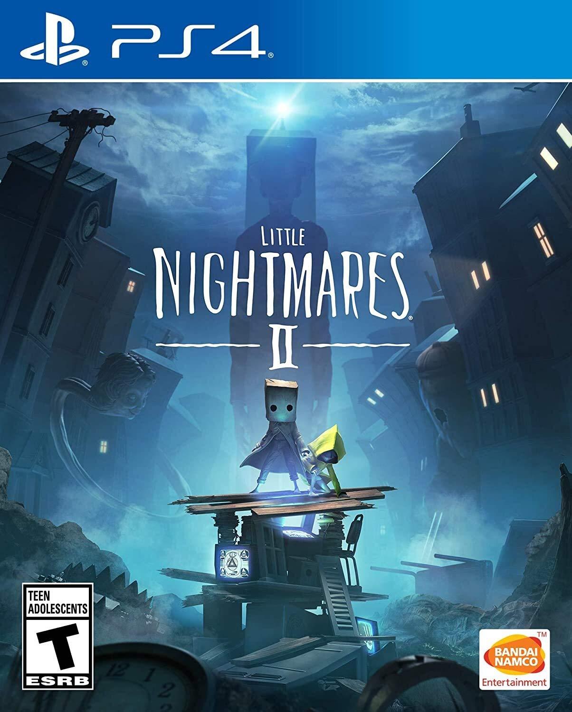 Poster. Little Nightmares II