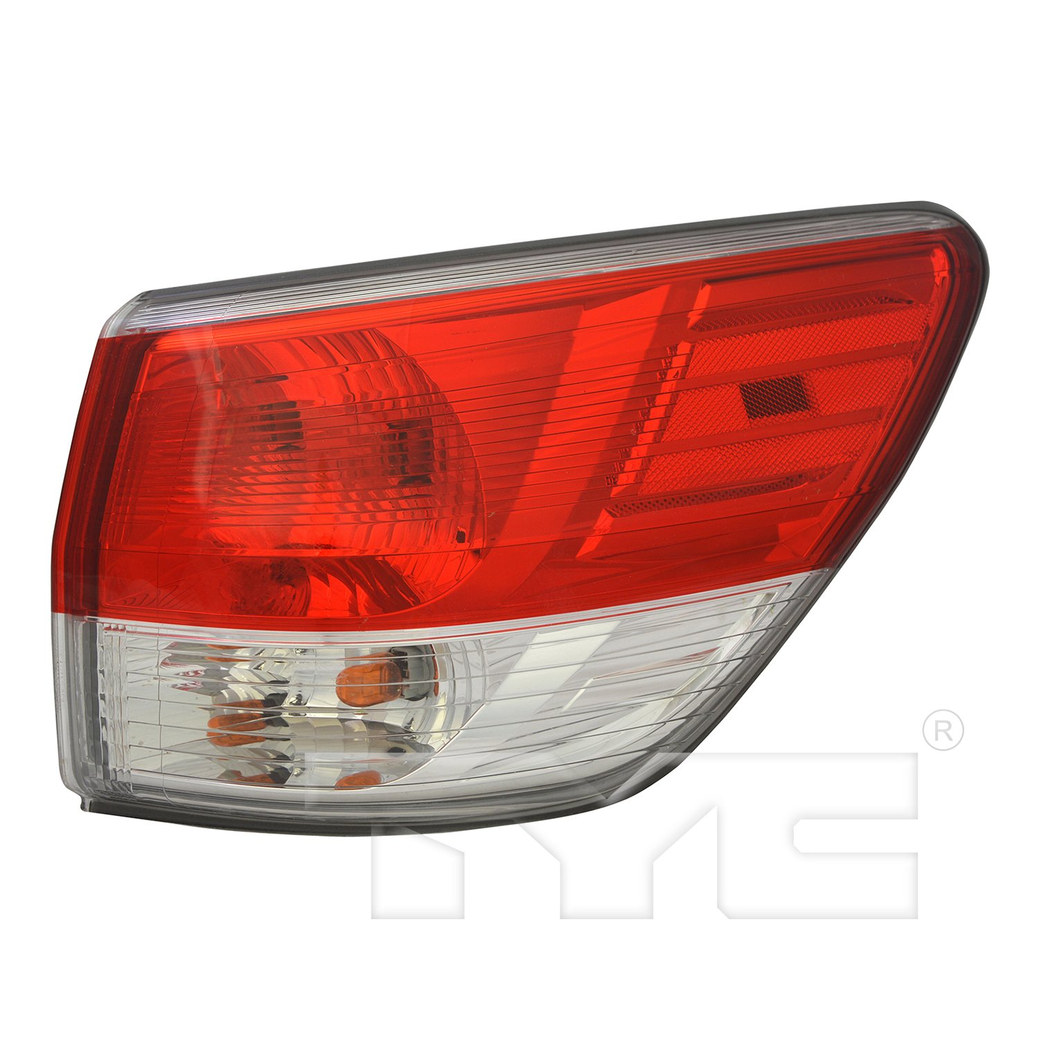 TYC 11-6568-00-1 Nissan Pathfinder Replacement Tail Lamp
