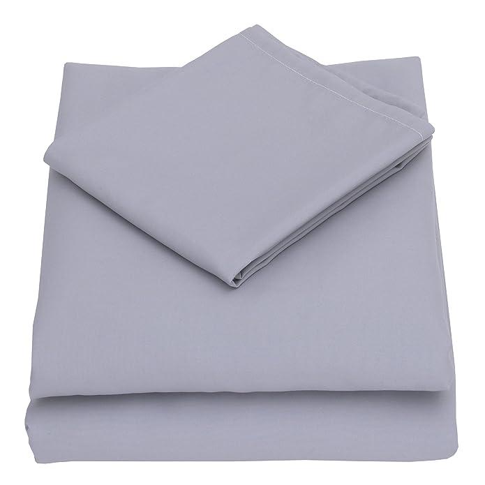 Nojo 3pc Toddler Sheet Set Gray