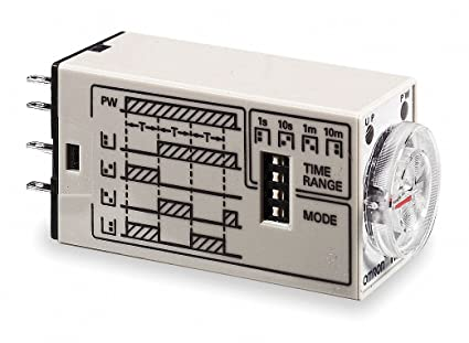 Amazon.com : OMRON H3YN-2 AC100/120V Solid-state Timer (Short-time on