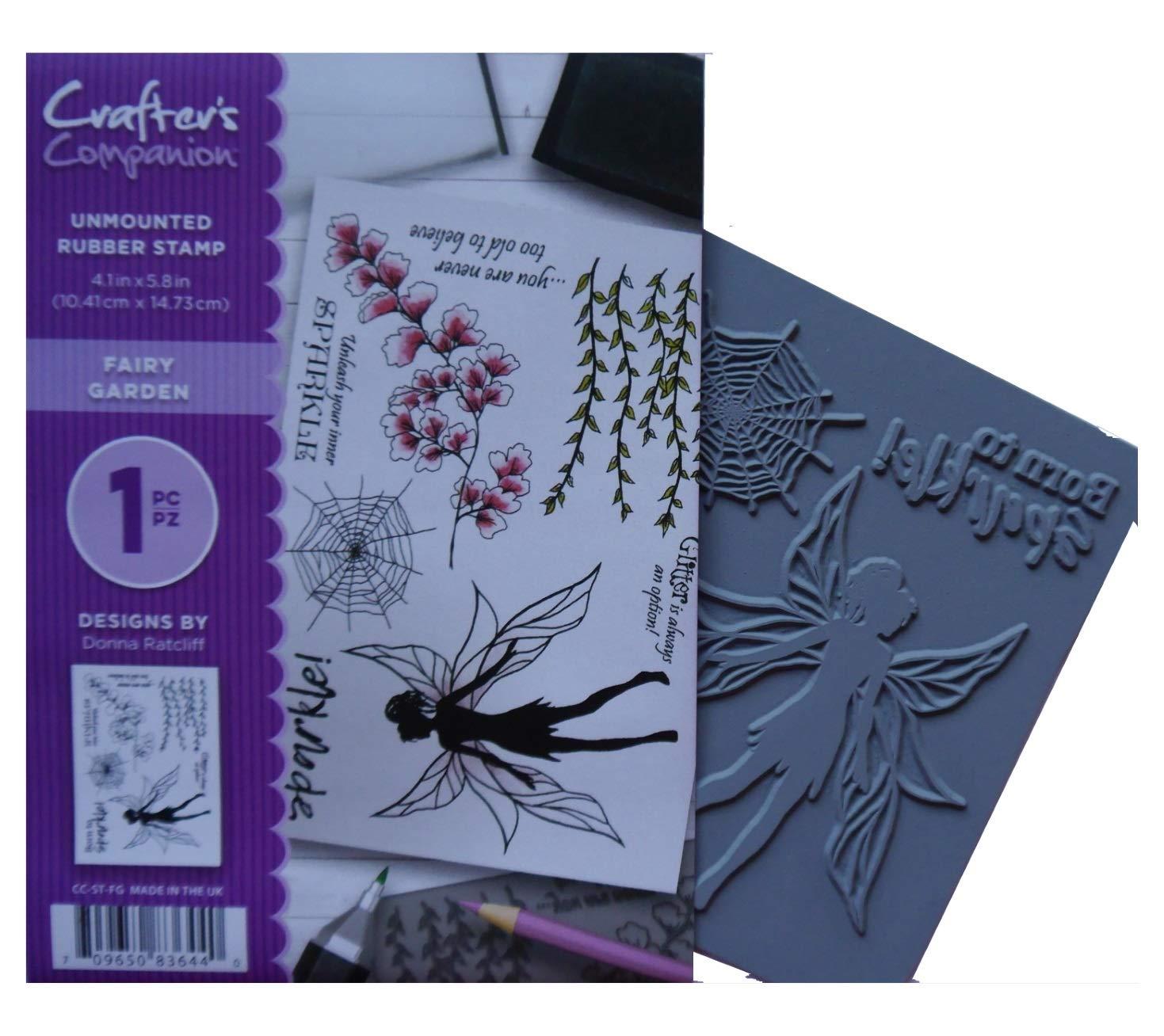 Crafter's Companion Rubber Stamps Fairy Garden Sparkle (unmounted) B07JR8BGFW B07JR8BGFW B07JR8BGFW | Hohe Qualität und günstig  d41cf7