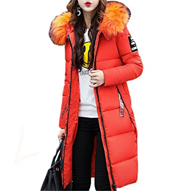 Dapengzhu New Fashion Warm Winter Jacket Women Big Fur Thick Slim Female Jacket Winter Women Hooded