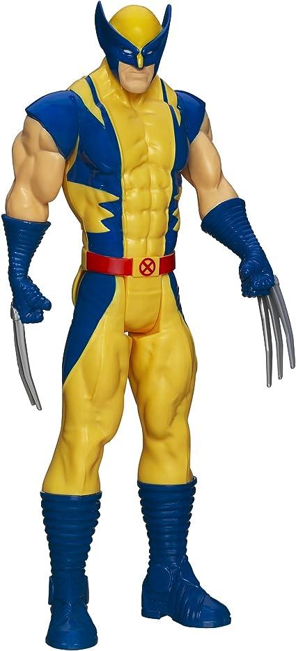Marvel Wolverine Titan Hero Series Wolverine Figure Hasbro A3321000