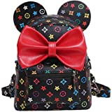 Zantec Bolso multifuncional del palmo del hombro de la mochila de los oídos de Mickey Mouse