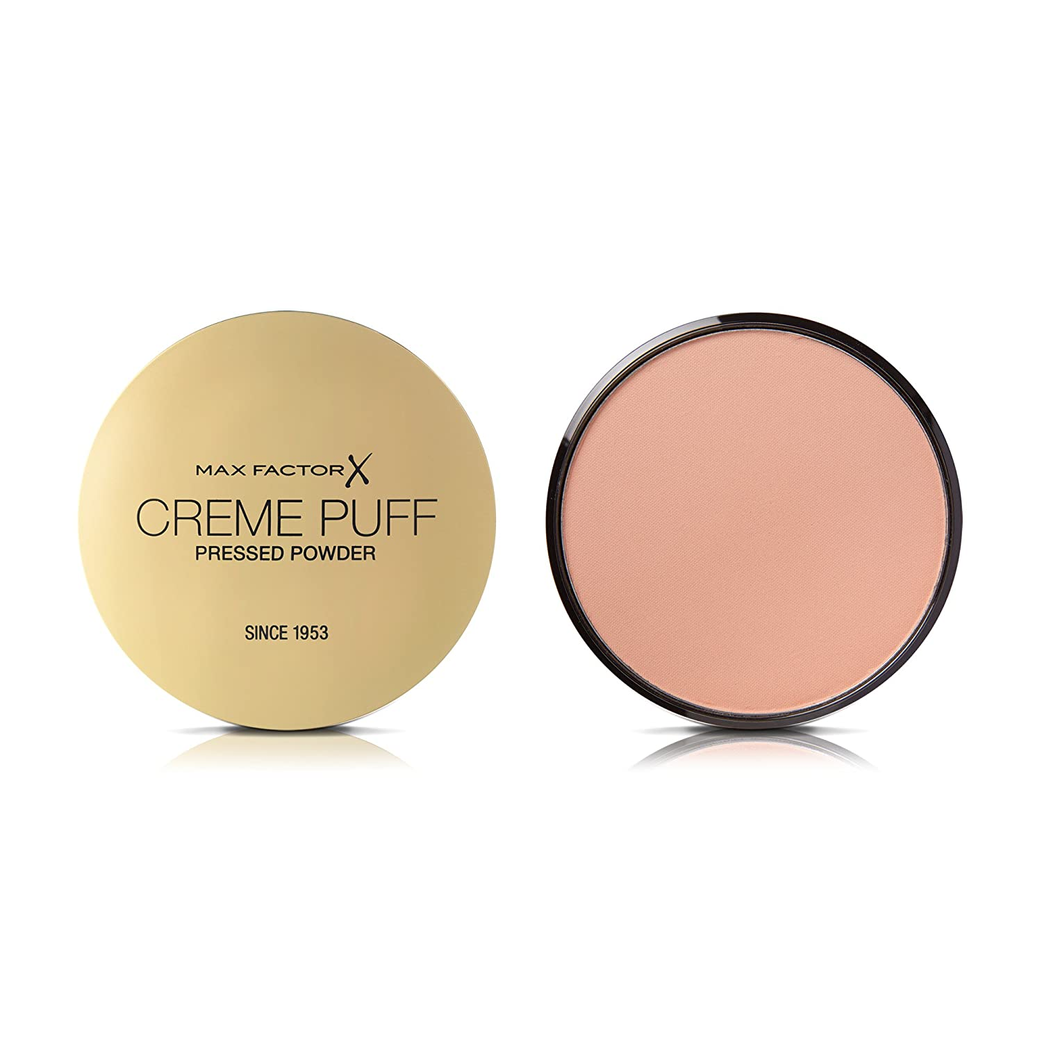 Max Factor Cream Puff Pressed Compact Powder, 21 g, 13 Nouveau Beige 81491501