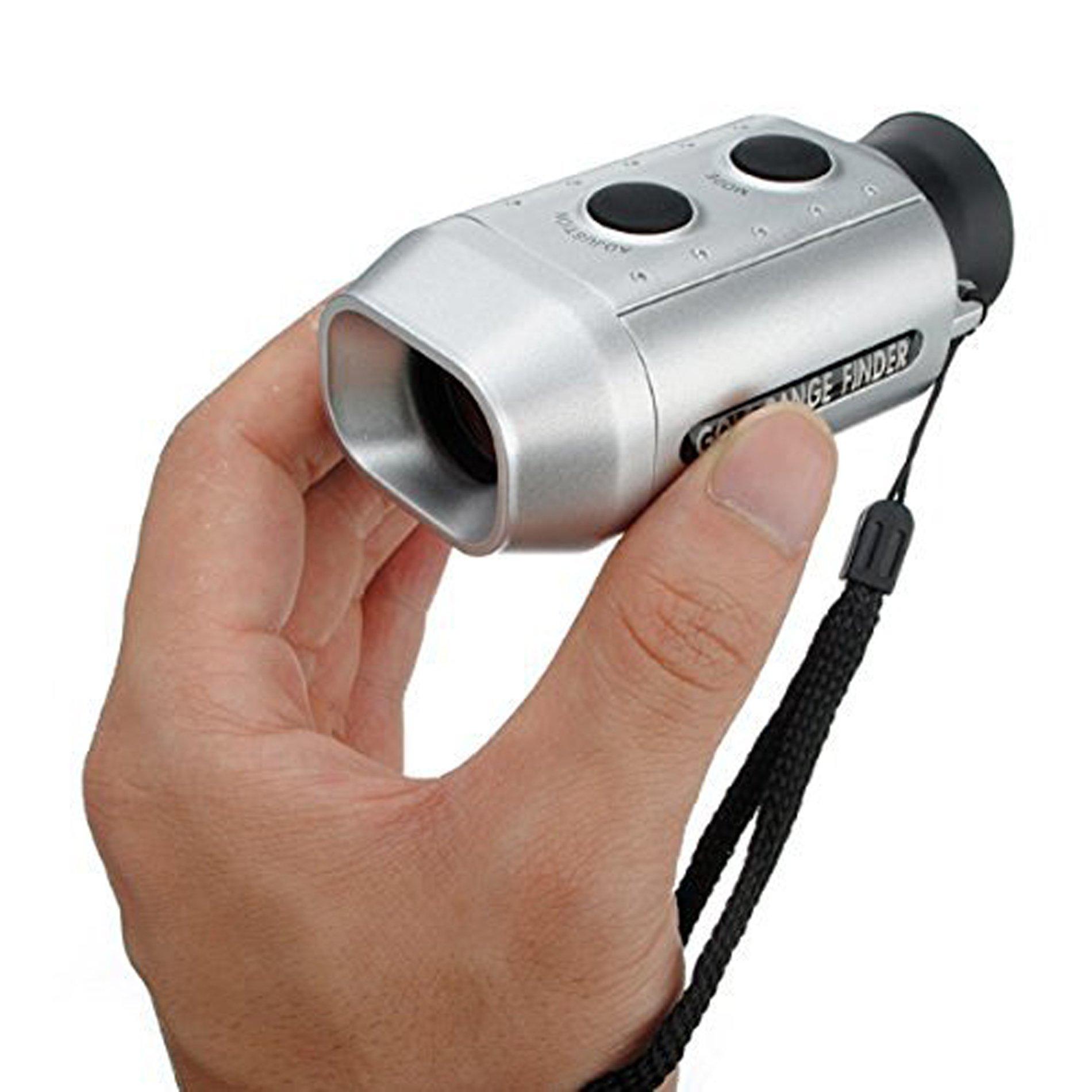 POSMA GF200 Golf Rangefinder Scope Digital Pocket 7x Zoom Golf Range Finder Magnification Distance Measurer by IDS Home (Image #6)
