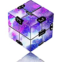 Yomiie Infinity Cube Fidget Toy for Adults and Kids, Fidget Finger Toy Stress and Anxiety Relief, Killing Time Unique…
