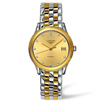 28b1ec9076b Image Unavailable. Image not available for. Color  Longines Flagship Mens  Watch ...