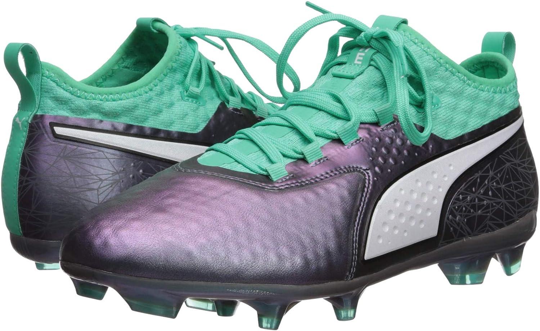 PUMA Mens One 2 Il LTH Fg Soccer Shoe
