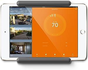 elago Home Hub Mount Designed for iPad Wall Mount - Tablet Wall Mount Compatible with iPad Mini, iPad Air, iPad Pro, and Most iPads (Dark Grey)