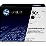 HP 90A (CE390A) Toner Cartridge, Black