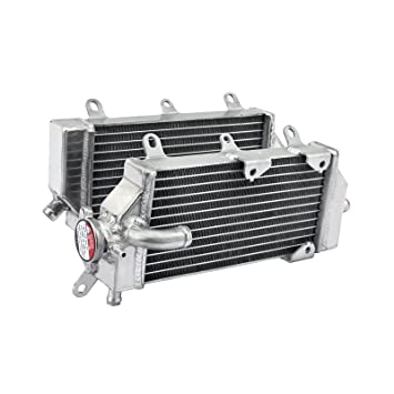 TARAZON MX Radiadores para Yamaha WR250F 2015 2016 2017 YZ250FX 2015 2018 Aluminum Core Motor Agua